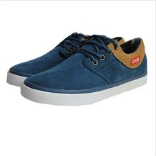 Hot sale China canvas shoes men rubber sole canvas shoes