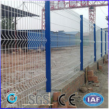 powder coated RAL6005 wire mesh fence panel(china factory)
