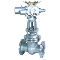 China made low price 15 inch water use electric gate valve with actuator
