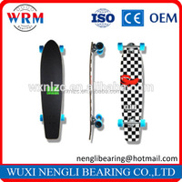 2016 High Performance Plastic Skateboard for Sale/ Fish Skateboard