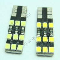 T10 194 168 2835 18SMD Can-bus No Error Free 18 Led Light Led Warning Canceler Reading Lamps,canbus load resistor for led bulb