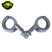 Carbon steel high quality Double Lock Handcuffs