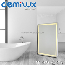 Bathroom Touch Switch Dimmable LED Mirror Lamp