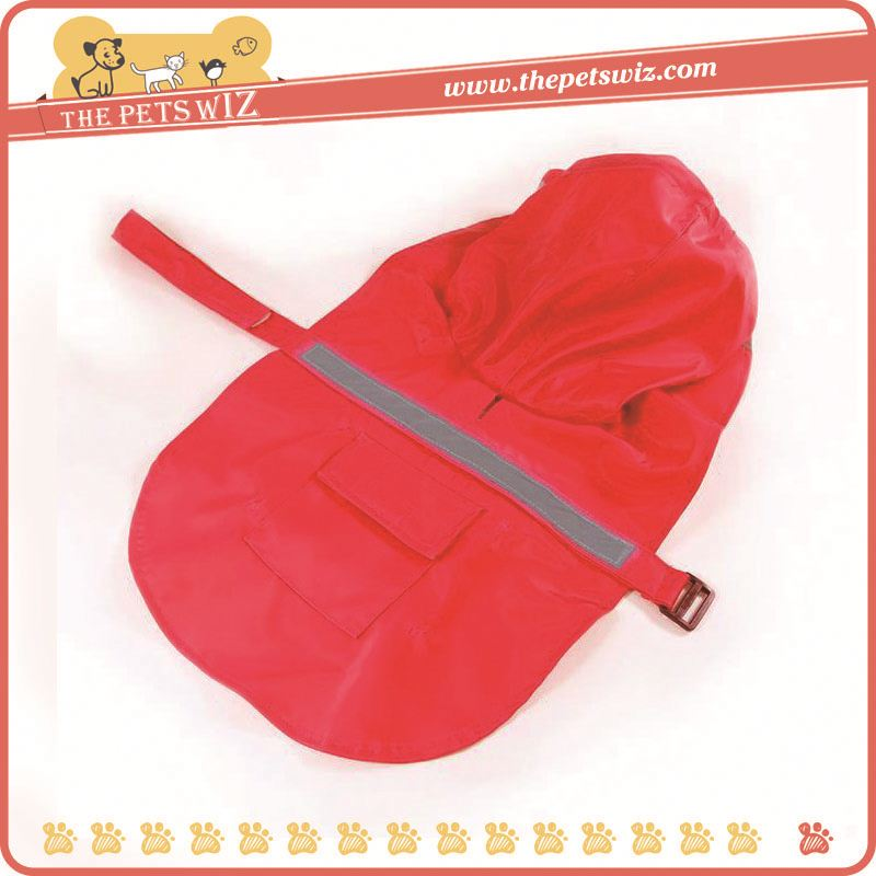 Large size dog clothes ,p0wa3Y pet pvc raincoat for dogs for sale