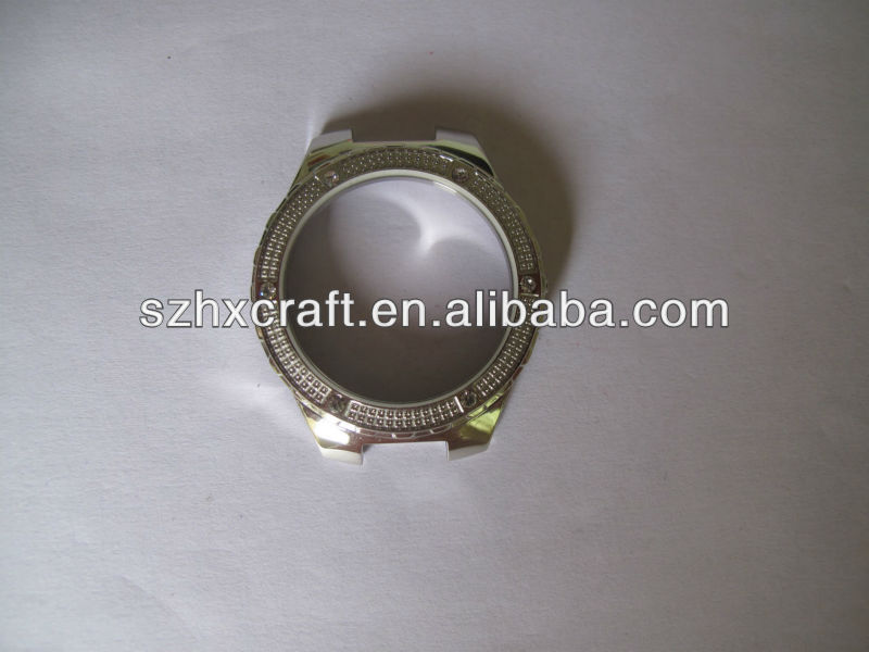 stainless steel parts wrist watch case wholesale