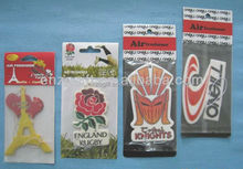 Custom air freshener for Car long last fragrance, environmental car freshener