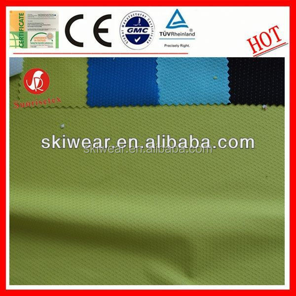 new style waterproof polyester spandex pvc coated fabric factory