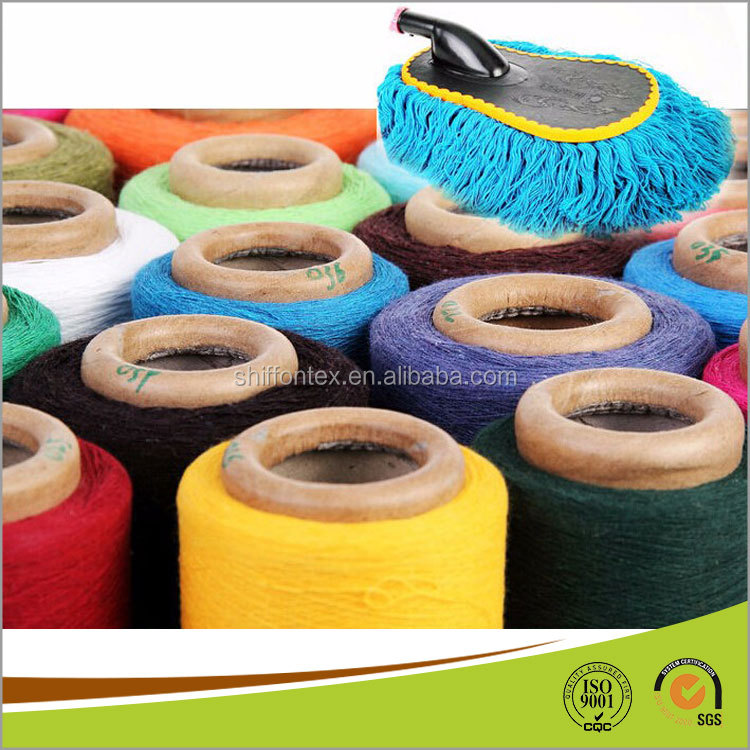 Recycled Cotton Polyester Socks Yarn Recycle Yarn for Mops