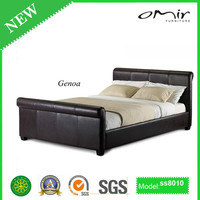 slat bed frame wooden bed SS8010