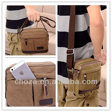 C10688C 2014 NEW FASHION DESIGN POPULAR CANVAS MESSENGER BAGS