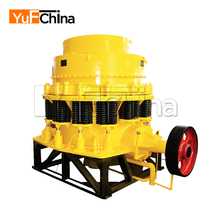 20-100 ton per hour complete recycling plant of rubble, construction material recycling Hydraulic Cone Crusher