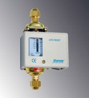 SPDT micro-switch differential pressure switch