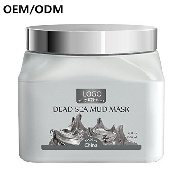 Mask Supplier OEM supply private label high quality Dead Sea Mud mask