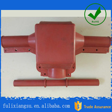 positive and negative pole connection of electric motor Insulation protective sleeve