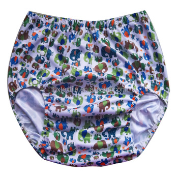 Custom Reusable Cloth Diaper for Adult