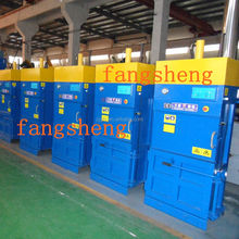 Hydraulic Baler Machine for Waste Plastic Pet Bottles PE PP bottle barrel