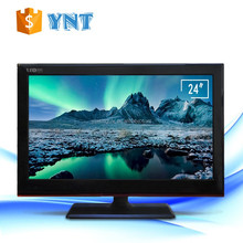 24inch LED TV/DC 12V/DVB-T/DVB-C/DVB-T2/VGA/USB/Super slim/Original of China TV