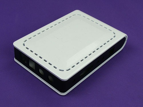ABS outdoor electirc wireless router enclosure