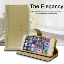 2015 Christmas Pratical Litchi Grain Leather Case for 6 inch Tablet PC