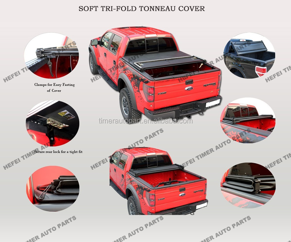 3years warranty auto parts wholesale pickup 4x4 truck covers for D-Max Double Cab