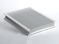 Aluminum heatsink and extrusion profile