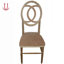 High Quality Wood Double Fisher Chair With Cushion For Tiffany Wedding Chair