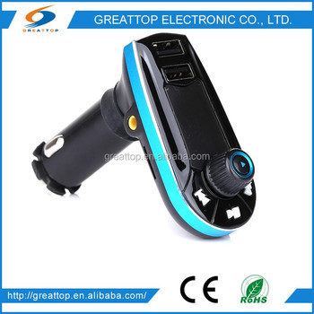 Wholesale China Factory Car Usb Flash Mp3 Player Fm Transmitter