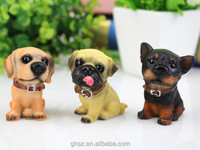 PVC Cheap new products plastic figure animals dog