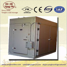 cold room refrigeration units for warehouse