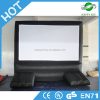 New design!!!inflatable screen advertisement,movie screen inflatable,custom inflatable screen