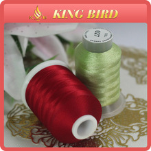 Dyed Multi Color Royal Viscose Rayon Embroidery Thread