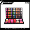 china cosmetic factory 82 Color highlight makeup eyeshadow palette kit