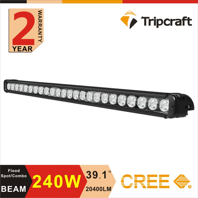 Wholesale Cheap 4x4 Off road 39'' 240 watt Led Flood Light Bar Outdoor Driving Lights