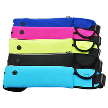 Waist pouch Type and Neoprene Material kids waist bag bum bags