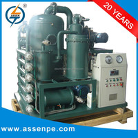 used transformer oil purifier,oil purifying system plant
