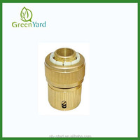 3/4' Brass Hose Connector brass connector, brass coupling 7110