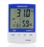 cth digital thermo hygrometer 608