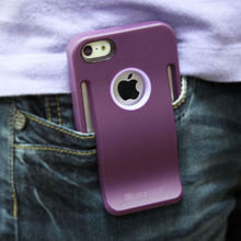 2013 new arrival Cool design Belt clip TPU&PC hybrid case for Apple iphone5 5G