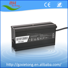 C-600 470W 12V25A LiFePO4/Lithium Ion/Lead Acid Battery Charger For Electric Sweeper