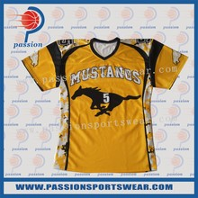 100%Polyester Quick Dry High Quality Cheap Factory Price American Football Team Jerseys