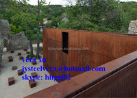 ASTM Corten A resistance to atmospheric corrosion sheet/plate/coil