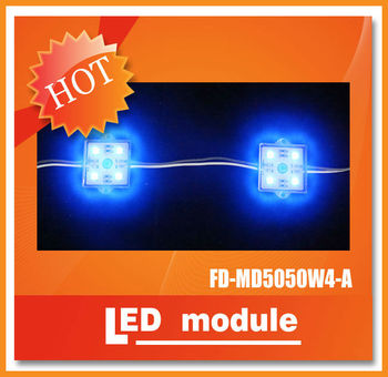 Waterproof SMD5050 LED module light for Billboard CE RoHS Approved
