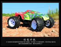 1 8 remote control giant scale rc nitro monster truck with SH 21CXP Engine