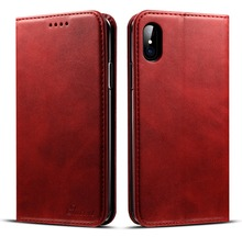 Stand Style Wallet Flip Business Leather Case Soft Cover for Iphone 8 7 7 plus 6 6plus 2017 high quality Holster