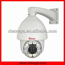 auto tracking night vision DSP 27X digital zoom color cctv camera
