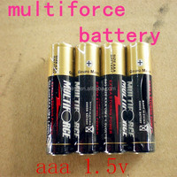 High power cells carbon zinc ro3 um4 aaa battery