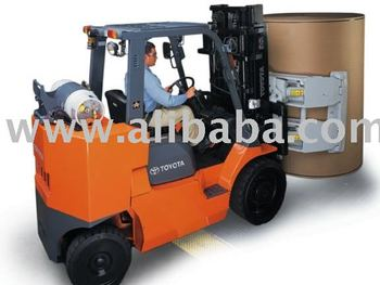 2009 Toyota forklift 7FGCU 12,000lbs box special Gas/LPG