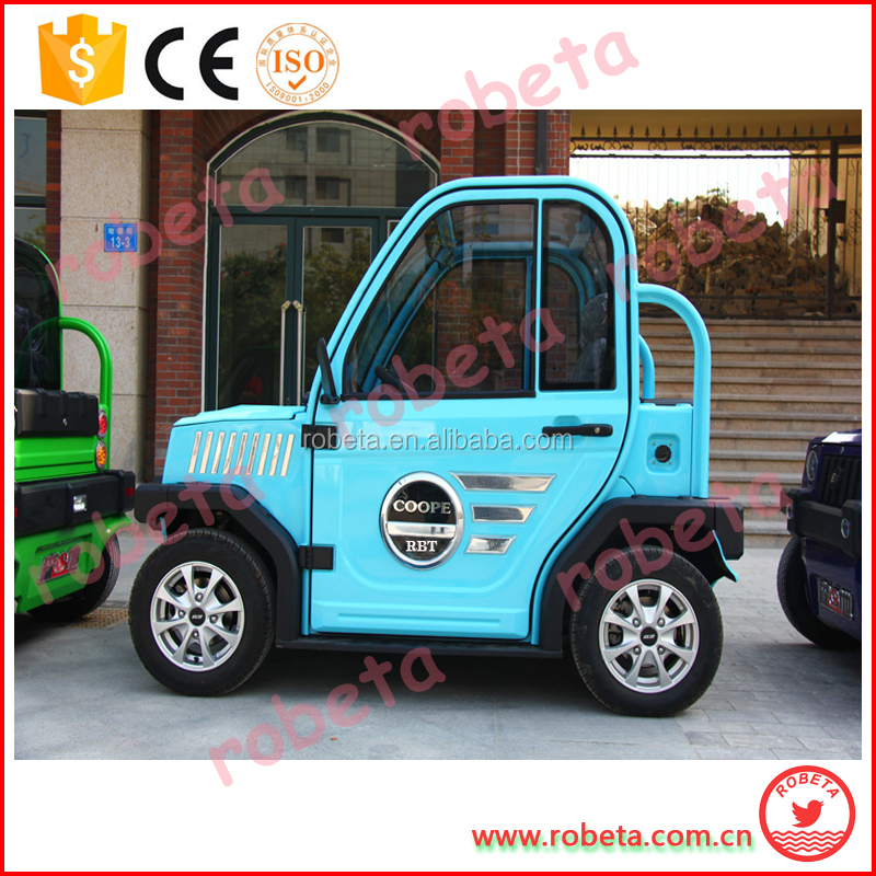 RBT 2 Person /Seats New Mini Small Chinese Electrical Cars /vehicles