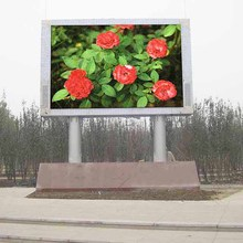 10 inch 7 segment flexible outdoor monitor led display