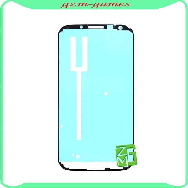 Alibaba Wholesale Factory Price Front Housing Frame Bezel Plate Adhesive Sticker for Samsung Galaxy S2 S3 S4 Note 2 Note 3